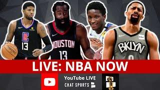 NBA Now W/ Jimmy Crowther LIVE Rumors, Q&A, News & Power Rankings - December 11, 2020