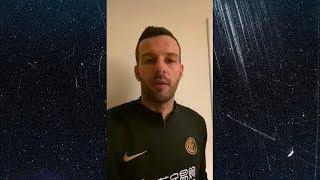 SAMIR HANDANOVIC | A MESSAGE FROM INTER CAPTAIN ABOUT THE COVID-19 EMERGENCY | #TogetherAsATeam