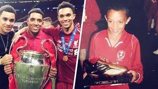 Trent Alexander-Arnold's magnificent homage to his brothers | Oh My Goal