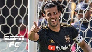 Carlos Vela's top 10 goals in MLS: LAFC superstar shows off his bag of skills and tricks | ESPN FC