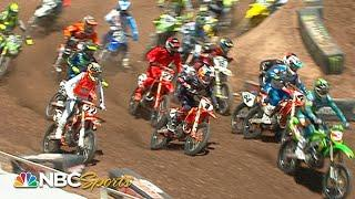 Supercross Round #11 in Salt Lake City | 450SX EXTENDED HIGHLIGHTS | Motorsports on NBC