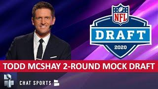 Todd McShay 2020 NFL Mock Draft: Reacting To The Latest 2 Round Mock Draft After NFL Free Agency