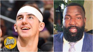 Alex Caruso is the heart and soul of the Lakers - Kendrick Perkins | The Jump