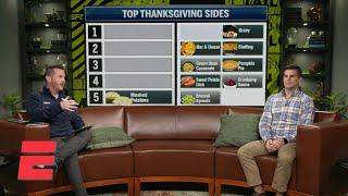 What are the top five Thanksgiving sides? | Monday Tailgate