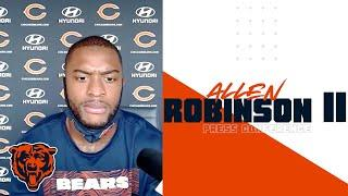 Allen Robinson II press conference | Chicago Bears