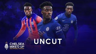 Callum Hudson-Odoi On His Journey From The Academy To The Champions League   Chelsea Mike'd Up Uncut