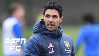 Arsenal and Mikel Arteta's ship is sailing without a sail at the moment - Craig Burley | ESPN FC