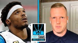 Cam Newton not guaranteed to start with Patriots | Chris Simms Unbuttoned | NBC Sports