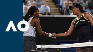 Venus Williams vs Coco Gauff - Extended Highlights (R1) | Australian Open 2020