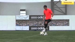 Learn Soccer Skill - The Wiz Trick - F2 Learn Football Freestyle DVD