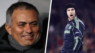 The day José Mourinho hid in a laundry basket to sneak into the locker room | Oh My Goal