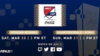 Who Will Advance to the Finals? | eMLS Cup pres. by Coca-Cola: March 20