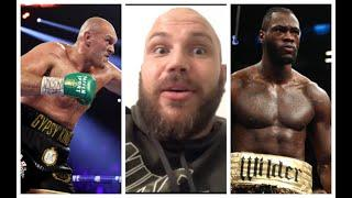 'WHY WOULD WILDER WANT TO FIGHT FURY AGAIN? HE GOT A*** KICKED OF BIBLICAL PROPORTIONS' -TOM LITTLE
