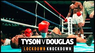 Full fight replay: Mike Tyson v Buster Douglas | The biggest upset in boxing history?