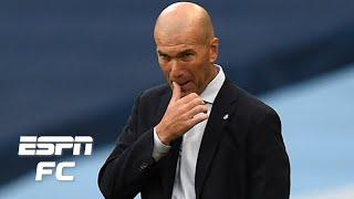 Zinedine Zidane let Real Madrid get completely outplayed by Manchester City - Steve Nicol | ESPN FC