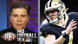 New Orleans Saints need to figure out what to do with Taysom Hill   Pro Football Talk   NBC Sports