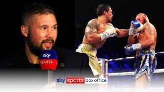 Tony Bellew watches back his KO defeat to Oleksandr Usyk & previews Usyk vs Chisora