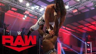 Apollo Crews vs. Andrade – United States Championship Match: Raw, May 25, 2020
