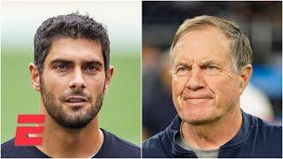 If Bill Belichick really wanted Jimmy Garoppolo, he would have kept him - Keyshawn Johnson | KJZ