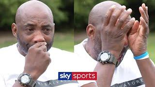 Johnny Nelson's emotional interview on the toughest moments in his life & boxing career