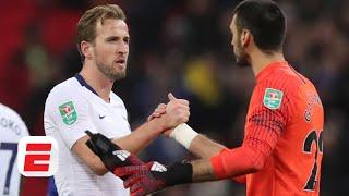 EXCLUSIVE: Tottenham only thinking of Harry Kane as a Spurs player - Paulo Gazzaniga | ESPN FC