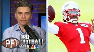 Patriots' creativity on offense enough to help Cam Newton | Pro Football Talk | NBC Sports