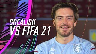 Does Jack Grealish mind being called a 'diver'? | Jack Grealish vs FIFA 21