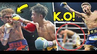 IS CASIMERO EXPOSED TO KNOCKOUT PUNCH vs INOUE NAOYA (WORST MOMENTS IN SPARRING, FIGHT HIGHLIGHTS)