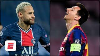 Why Neymar and PSG have the edge on Lionel Messi and Barcelona in the Champions League | ESPN FC
