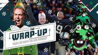 Arizona State's Jackson He becomes the first Chinese-born player in FBS history | The Wrap-Up Show