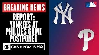 Yankees-Phillies game postponed after Marlins COVID-19 outbreak, per report | CBS Sports HQ