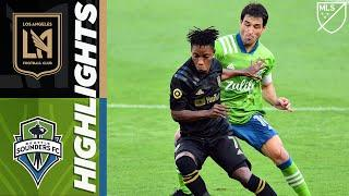 LAFC vs. Seattle Sounders | October 11, 2020