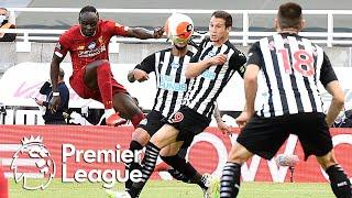 Sadio Mane wraps up Liverpool's win over Newcastle | Premier League | NBC Sports