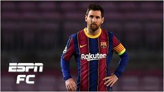 MORE Barcelona vs. PSG reaction! Lionel Messi transfer talk & the end of Barca   ESPN FC Extra Time