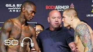 What will it take to beat Israel Adesanya at #UFC263? | SportsCenter with SVP
