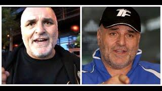 'I AM A FIGHTING MAN  - & WILL PROVE IT' - JOHN FURY EXCLUSIVE ON FIGHTING MICKY THEO, SENDS WARNING