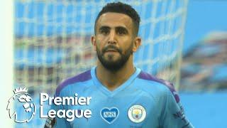 Riyad Mahrez's solo effort gives Manchester City 2-0 lead v. Burnley | Premier League | NBC Sports