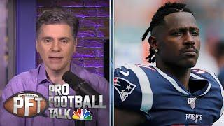 Will the Tampa Bay Buccaneers regret signing Antonio Brown? | Pro Football Talk | NBC Sports