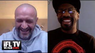 'CARL & I HAVE A HANDSHAKE AGREEMENT' - JAMEL HERRING ON FRAMPTON FIGHT, MOVING UP TO 135 & UNIFYING