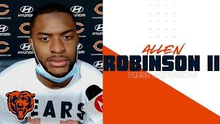 Allen Robinson II: 'Over these next six weeks my foot is on the gas' | Chicago Bears
