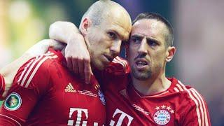 The day Franck Ribéry and Arjen Robben got into a fist fight with each other | Oh My Goal