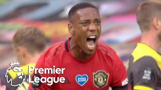 Anthony Martial completes quickfire Manchester United double | Premier League | NBC Sports