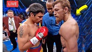 *K.O* Manny Pacquiao vs Conor McGregor. FULL FIGHT HIGHLIGHTS 2021- ~KNOCKOUT ALERT~ *BOXING vs MMA*