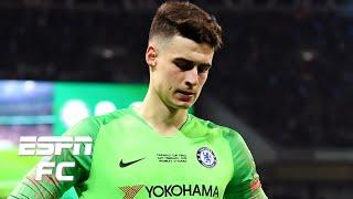 Chelsea's Kepa Arrizabalaga HAS TO GO, Frank Lampard's given up on him! - Frank Leboeuf | ESPN FC