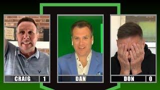 This was supposed to be EASY!  Craig Burley & Don Hutchison do the ESPN FC quiz | Premier League