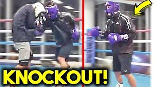 (OMG!) INOUE NAOYA VICIOUS SPARRING SESSION LEAKED AHEAD OF CASIMERO FIGHT- TRAINING CAMP FOOTAGE