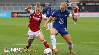 Women's Super League: Arsenal v. Chelsea | EXTENDED HIGHLIGHTS | NBC Sports