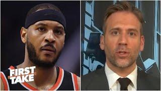 Max Kellerman on some NBA players' concerns about living in 'the bubble' | First Take