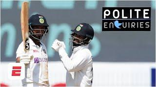 Pant and Pujara the next Sehwag and Dravid?! | #PoliteEnquiries | India vs. England 1st Test, Day 3