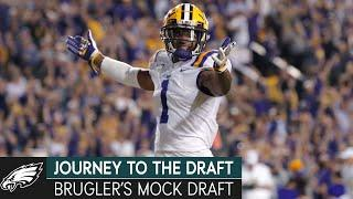 Dane Brugler's Mock Draft & the Giants' Draft Philosophy | Journey to the Draft